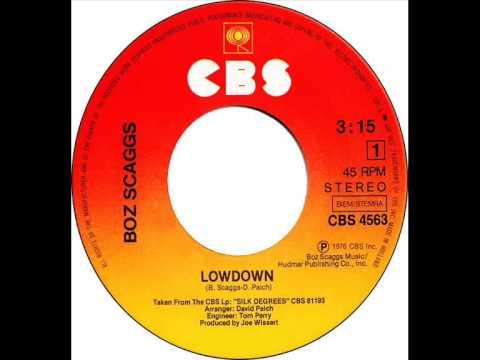 Boz Scaggs - Lowdown (Dj ''S'' Bootleg Remix)