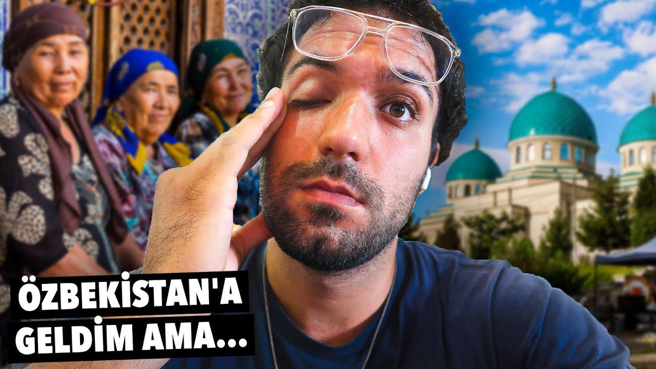 ÖZBEKİSTAN'a Gelene Kadar Yaşadığım REZİL Olaylar (Neden..) - Taşkent