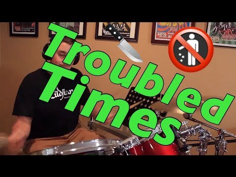 Troubled Times - Drum cover - Green Day