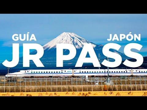 Japan Rail Pass. Billete de tren barato para viajar por Japón