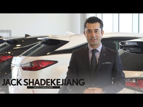 Jack from Lexus of Lakeridge - Meet Our Team