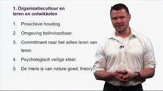 - Advanced Module Talentontwikkeling: Sociaalpsychologische kant van de organisatie (3)