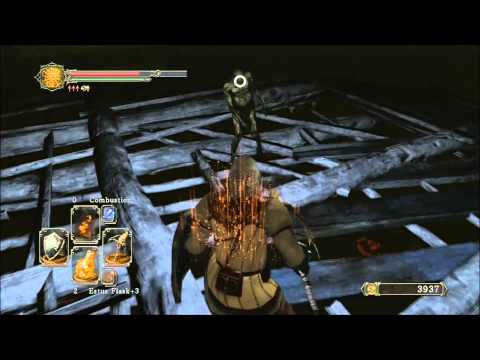 Dark Souls 2 How to Get the Dark Pyromancy Flame