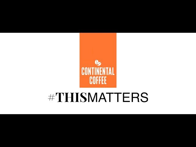 #THISMatters - Continental Coffee