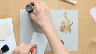 How To Use Gold Leaf - What Glue Is The Best?