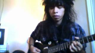 Britny Fox-Longway To Love (Cover with Solo) by Roman