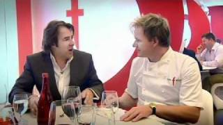 Catching up with Jonathan Ross - Gordon Ramsay
