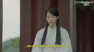 Video [Indosub] Hae Soo Quotes,  Moon Lovers , ep 19 ending download MP3, 3GP, MP4, WEBM, AVI, FLV Maret 2018