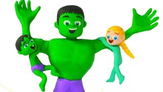 Kids Getting Fit ❤ Cartoons For Kids