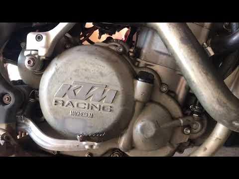 Download 2005 ktm 525 exc engine noise normal???