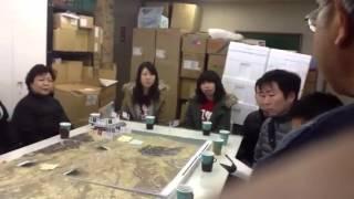 まちづくりNPO新町なみえの理事長 原田雄一がのべています。