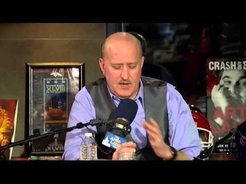 The Artie Lange Show - Jim Berkenstadt (in-studio) Part 1
