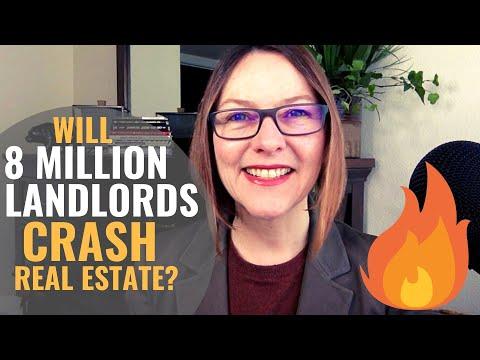 Will 8-9 Million Landlords CRASH The HOUSING MARKET? Predictions 2020