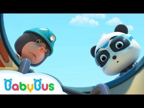 Lagu Video Kumpulan Film Bayi Panda | Kartun & Lagu Anak Terbaru | Bahasa Indonesia | Babybus Terbaru