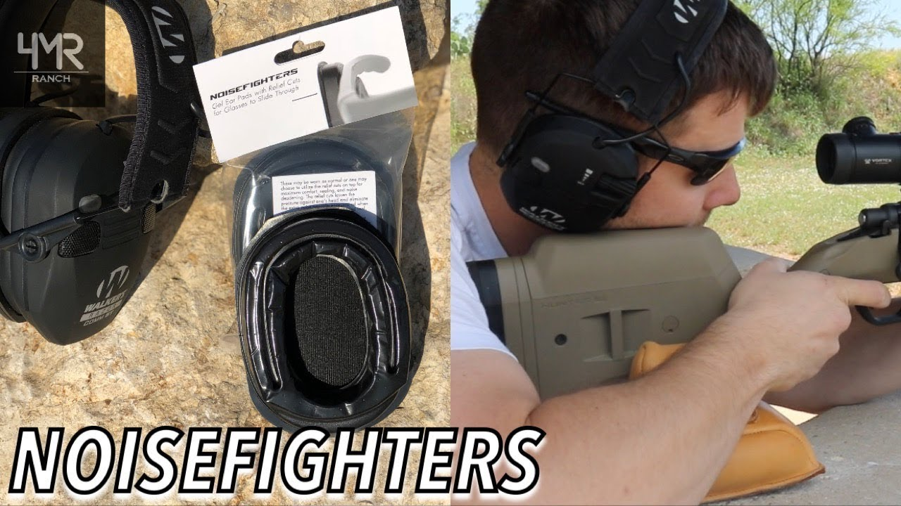 AWESOME Ear Pro Upgrade! | Noisefighters