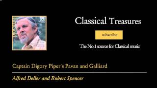 John Dowland - Captain Digory Piper