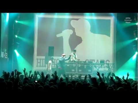 Hip-Hop All Stars 2012. the Chemodan Live.