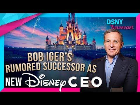 Rumored NEW Disney CEO As Successor To Bob Iger - Disney News - 11/28/17