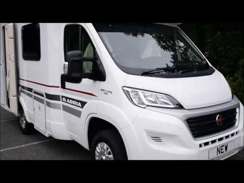 2017 Adria Matrix Axess 590SG walkaround