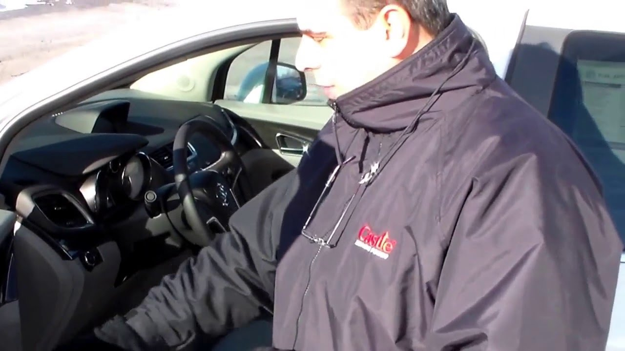 Steve Coglitore 2016 Buick Encore Walk Around At Spurr Chevrolet Buick Gmc In Brockport Ny Youtube