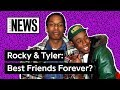 The History Of A$AP Rocky & Tyler, The Creator's Friendship | Genius News