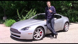 I'm Taking My Aston Martin On a 1,500-Mile Road Trip!