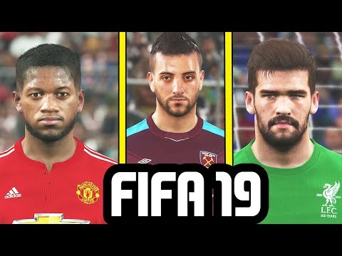 FIFA 19 Career Mode - STARHEAD TRANSFERS (Alisson, Fred, Jorginho, Felipe Anderson & More)
