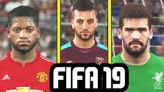 FIFA 19 Career Mode - STARHEAD TRANSFERS (Alisson, Fred, Jorginho, Felipe Anderson & More)
