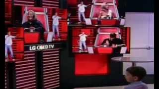 ✰ Дмитрий Королев✰ ♫ ✔шоу Голос 4 Слепое прослушивание 11.09.2015