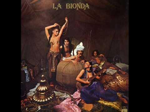 Клип LA BIONDA - Deserts Of Mars