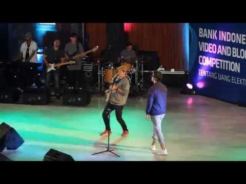 Rizky Febian Cover Zayn Malik - Pillowtalk Bank Indonesia goes to campus Bersama Net.Tv