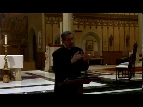 Bishop Lennon Lecture - Vatican Congregations - October 15, 2014