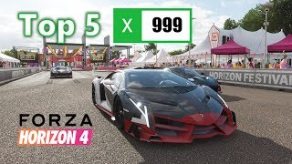 GOLIATH GLITCH 2019** Money and XP glitch Forza Horizon 4