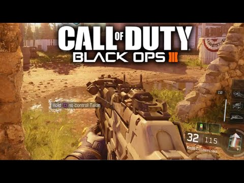 *NEW* BLACK OPS 3 STANDOFF GAMEPLAY! OUTLAW GAMEPLAY NEW DLC 4 MAP IN BLACK OPS 3!