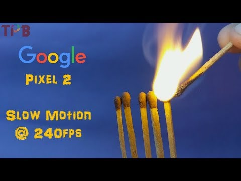 Google Pixel 2 @ 240fps - Slow Motion Video Compilation