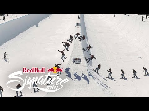 Red Bull Signature Series - Double Pipe FULL TV EPISODE