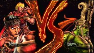 Street Fighter X Tekken - Ryu & Ken Walkthrough