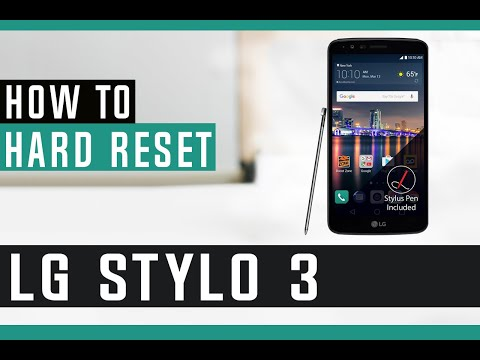How To Hard Reset LG Stylo 3 M430 Cricket - Swopsmart