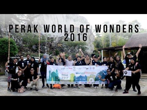 Perak World of Wonders 2016