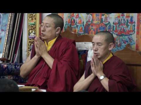 Sonam Tenzin Rinpoche-Nyungne Retreat in Australia (06 May-23 May-2016) DVD 2/3(2/4)