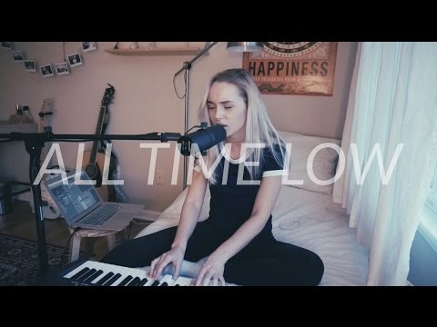 All Time Low - Jon Bellion (Cover) by Alice Kristiansen