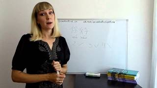 Китайский язык для начинающих. Урок 1. Приветствие.