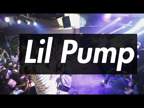 Lil Pump (Full Set) live at 1904 Music Hall