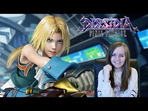 SUZY'S FIRST VICTORY | Final Fantasy Dissidia BETA Gameplay Walkthrough Part 1