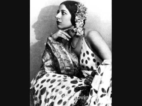 Conchita Piquer - Ojos verdes (1ª versión) (1940)