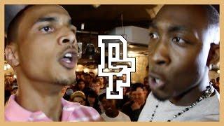 DIALECT VS IMPACT   Don't Flop Rap Battle