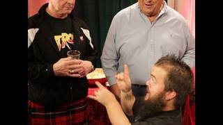Friday Night SmackDown - Santa grants Hornswoggle the ability to talk