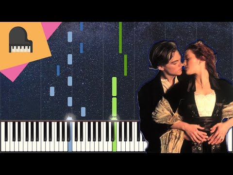 Céline Dion - My Heart Will Go On // Titanic (Piano Tutorial) thumbnail