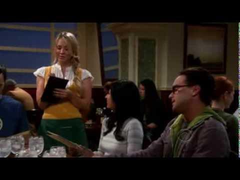 Sheldon's best laugh scene