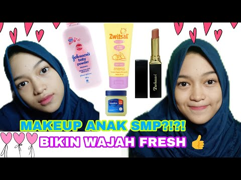 Make Up Natural Bedak Bayi | 05 Makeup